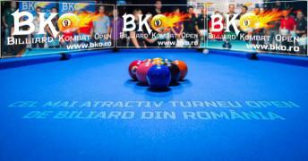 Biliard Kombat Open