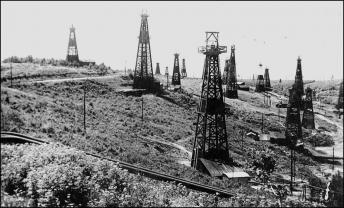 Istoria petrolului din Romania