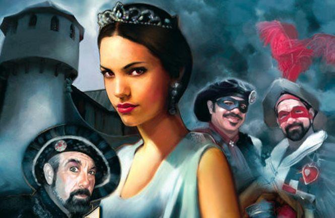 Don Juan, Miguel si Esmeralda