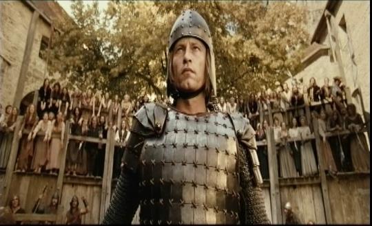Un cavaler si jumatate in cautarea printesei Herzelinde